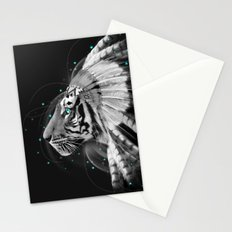 Don't Define the World (Chief of Dreams: Tiger ) Tribe Series Stationery Cards