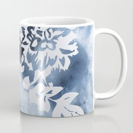 Watercolor splash floral Coffee Mug