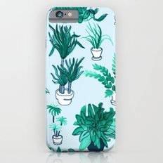 Houseplants All Over The Place Slim Case iPhone 6s