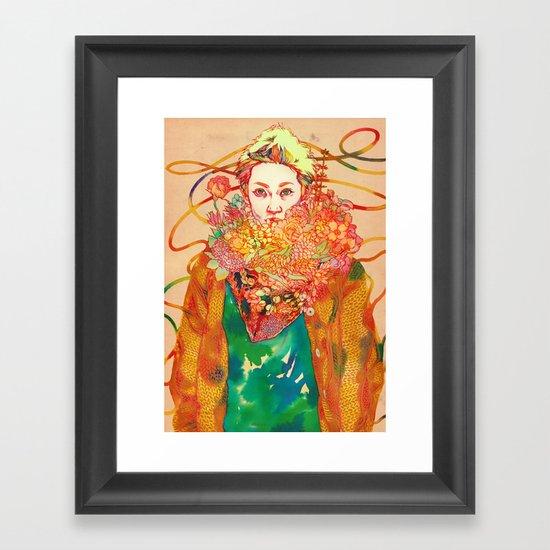 Ryo Framed Art Print