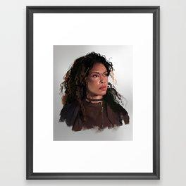 Zoe Washburne Framed Art Print