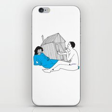 HALLUCIN OASIS iPhone & iPod Skin