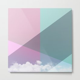 Colorful sky Metal Print