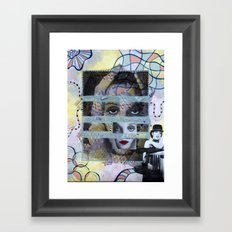 Le Cabaret Framed Art Print