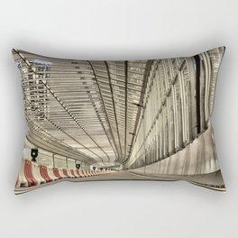 Tsukiji ohashi - Tokyo Rectangular Pillow