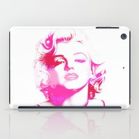 monroe iPad Cases featuring Monroe by Laura Maria Designs