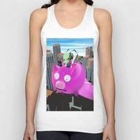 invader zim Tank Tops featuring Invader Zim by inusualstuff