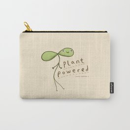 Plant Powered Carry-All Pouch