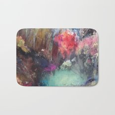 Strength and Happiness  Bath Mat