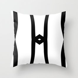 Graphic Connexion N3 Throw Pillow