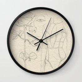 Thanks, but nah. Wall Clock