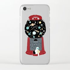 My childhood universe Clear iPhone Case