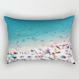 Pebbly Sunbake Rectangular Pillow
