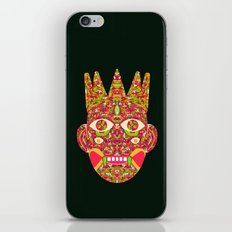 The Psychedelic Daemon I iPhone & iPod Skin
