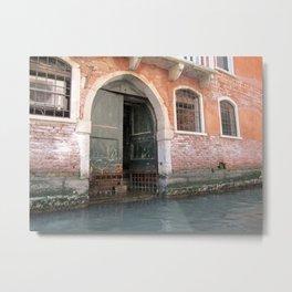 Italy Metal Print