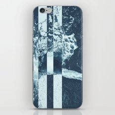 Swell Zone Splatter Ice iPhone & iPod Skin