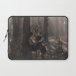 Dive into the book Laptop Sleeve