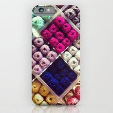 Yarn Display Slim Case iPhone 6s