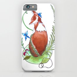 Foxy Friend iPhone Case