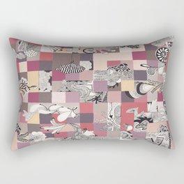 Botanist Boundaries  Rectangular Pillow