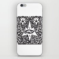 occult iPhone & iPod Skins featuring Occult  by Maelstrm