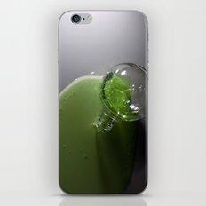 radioactive superhero juice... iPhone & iPod Skin