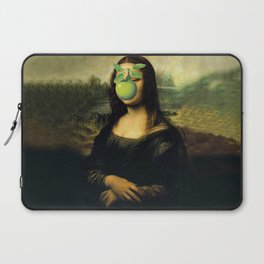 GIOCONDA MAGRITTE Laptop Sleeve