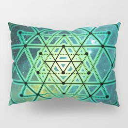 Sri Yantra Pillow Sham