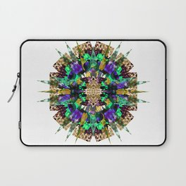 Flower Stellation  Laptop Sleeve