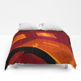space curvature -6- Comforters