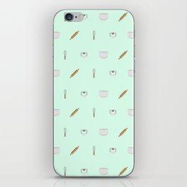 For My Favorite Baker iPhone Skin