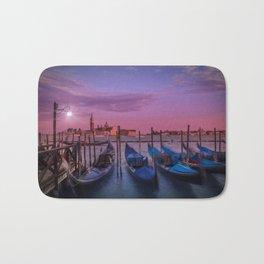 VENICE Gorgeous Sunset Bath Mat