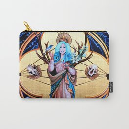 Ecos of Thunder Painting Carry-All Pouch