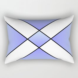 Saint andrew's cross 2- Rectangular Pillow