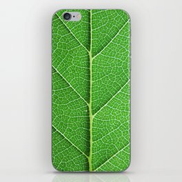 Green Vein Life iPhone Skin