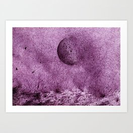 die Planeten Art Print
