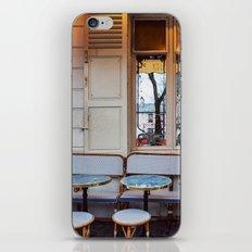 Montmartre details. iPhone Skin