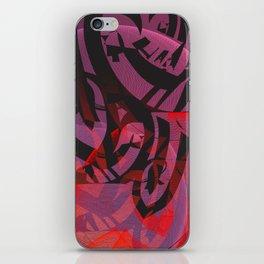 71118 iPhone Skin
