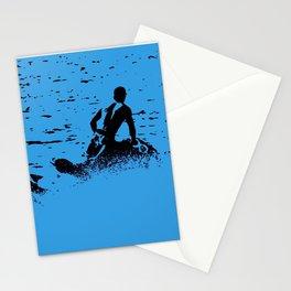 Blue Waters - Jet Ski Fun Stationery Cards