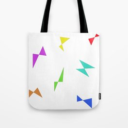 Simple butterfly Tote Bag