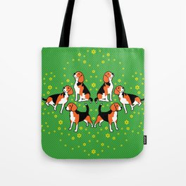 beagles & buttercups Tote Bag