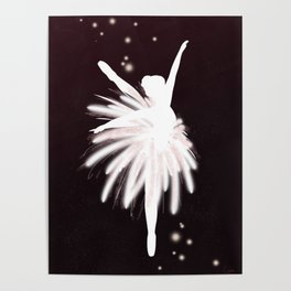 Space Ballerina (2 of 3) Poster