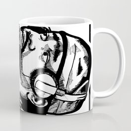 Lord Finesse / Rapper's Delight Coffee Mug