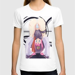 Hentai Anime Ecchi Girl T-shirt