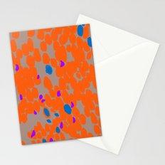 Orange Dot Stationery Cards