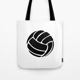 Volleyball Ideology Tote Bag