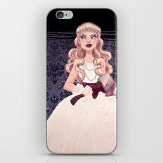 Constance iPhone & iPod Skin