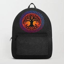 Viking Yggdrasil World Tree Backpack