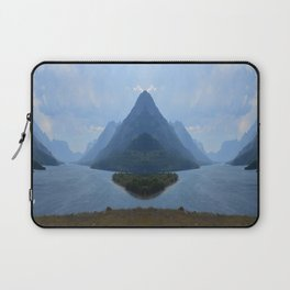 Mirrored Landscape Laptop Sleeve