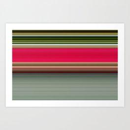 Stripes 78 Art Print